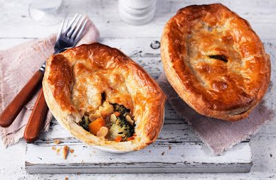 Vegetable Korma Pies Recipe | MrsD-Daily