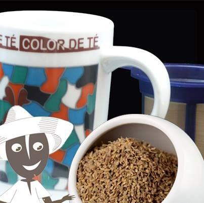El tío #CafesMamaSame nos recomienda que tomemos #infusion de anís de color de té para evitar resfriados #te #tea