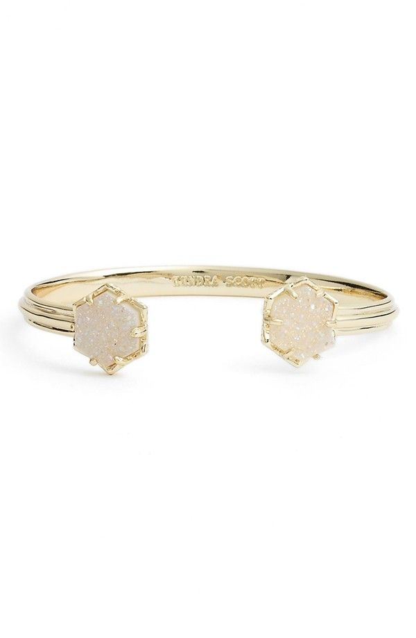 Kendra Scott 'Arden' Station Cuff available at #Nordstrom