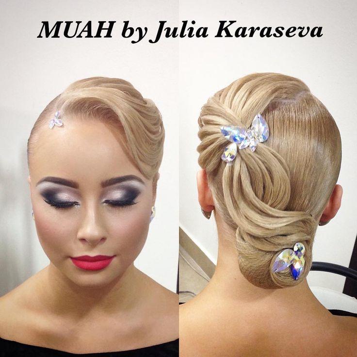"199 Likes, 4 Comments - Julia Karaseva (@juliettakaraseva.new) on Instagram: ""✨ @mar__iz #hair #hairdresser #hairstyle #hairstylist #muah #mua #makeup #mac #inglot…"""