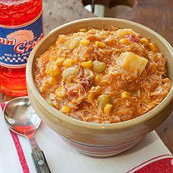 An iconic Southern recipe - Brunswick Stew