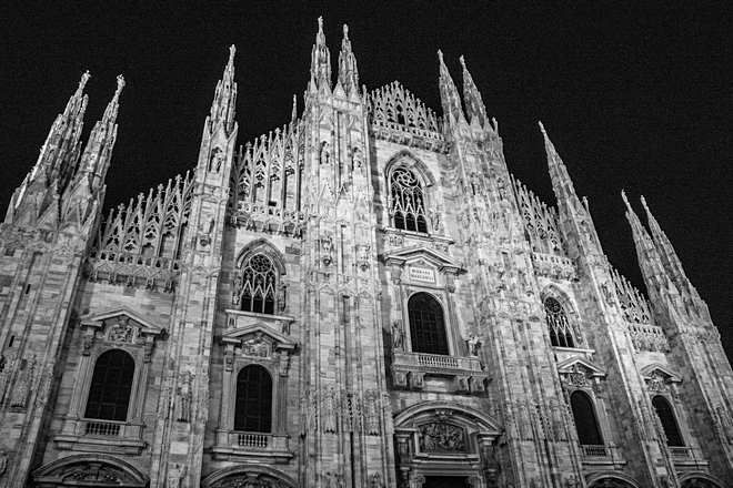 Milan Italy Photos, Info & Facts - Footsteps of Jim | Footsteps of Jim