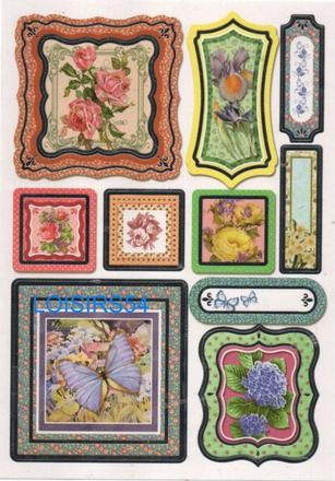Stickers fleurs et roses autocollants lot de 10 pièces pour la décoration de cartes cadeaux, cartes 3D, cartes de scrapbooking. ou pour décorer tout autres objets. Peut se coller sur tout support.  Différents diamètres. https://www.alittlemercerie.com/stickers-autocollants/fr_stickers_fleurs_et_roses_autocollants_pour_scrapbooking_-9266564.html