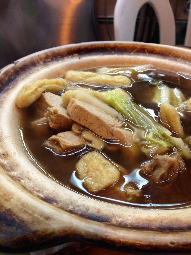Bak Kut Teh or Herbal Pork Soup?
