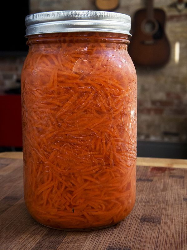 How to Pickle Carrots: Quick Pickled Carrot Recipe - WellPreserved.ca