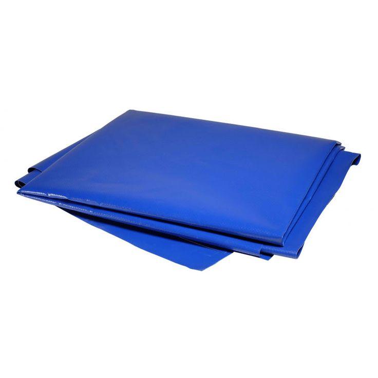 Bâche terrasse PVC 2×5 m 400g/m² – Bâche de terrasse armée transparente – Bâche pour terrasse – UNIVERS DU PRO