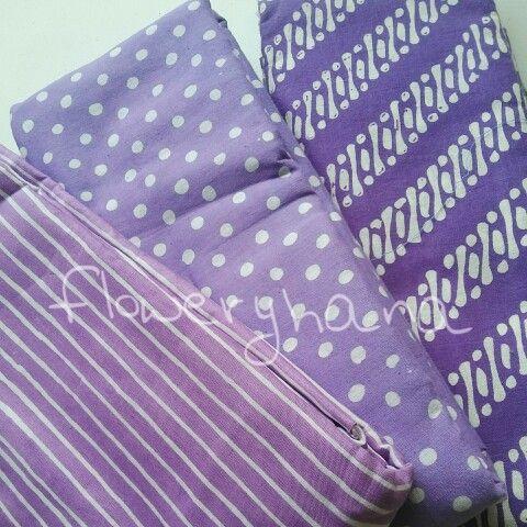 Purple Batik instagram: @floweryhana