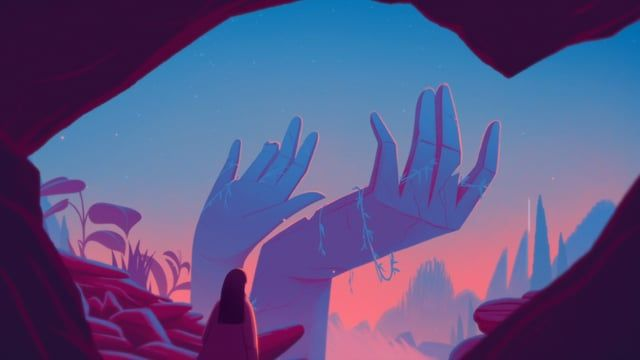 Animated teaser for the band Elbow's single All Disco.