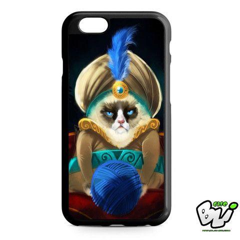 Painting Grumpy Cat iPhone 6 Case   iPhone 6S Case