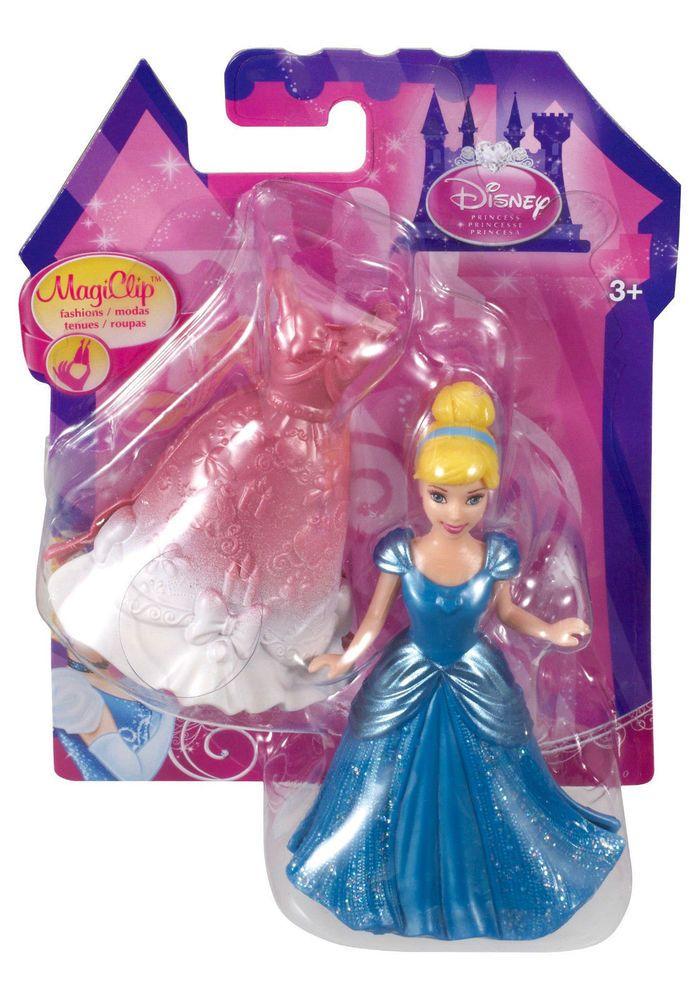 Disney Magiclip Cinderella with 1 extra dress