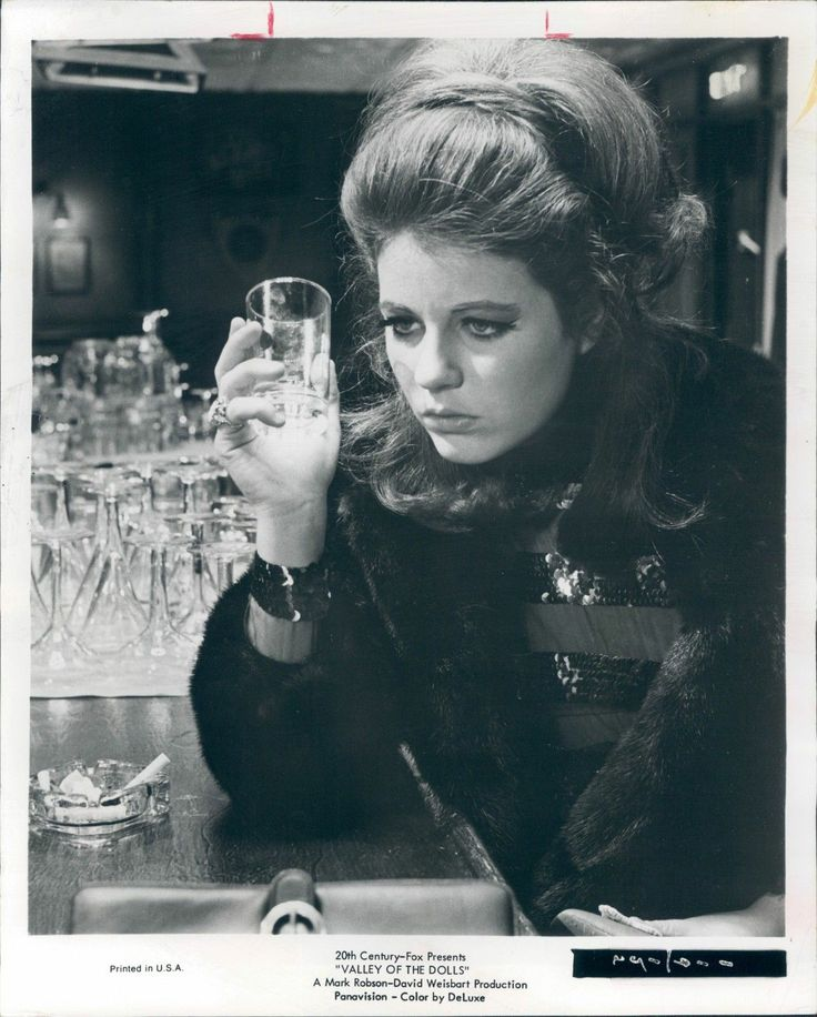 1967 20th Fox Still Photo of Patty Duke in The Film Valley of The Dolls