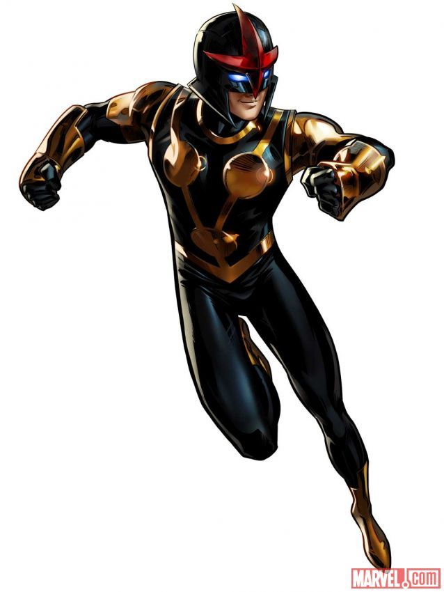 Nova  #Marvel: Avengers Alliance