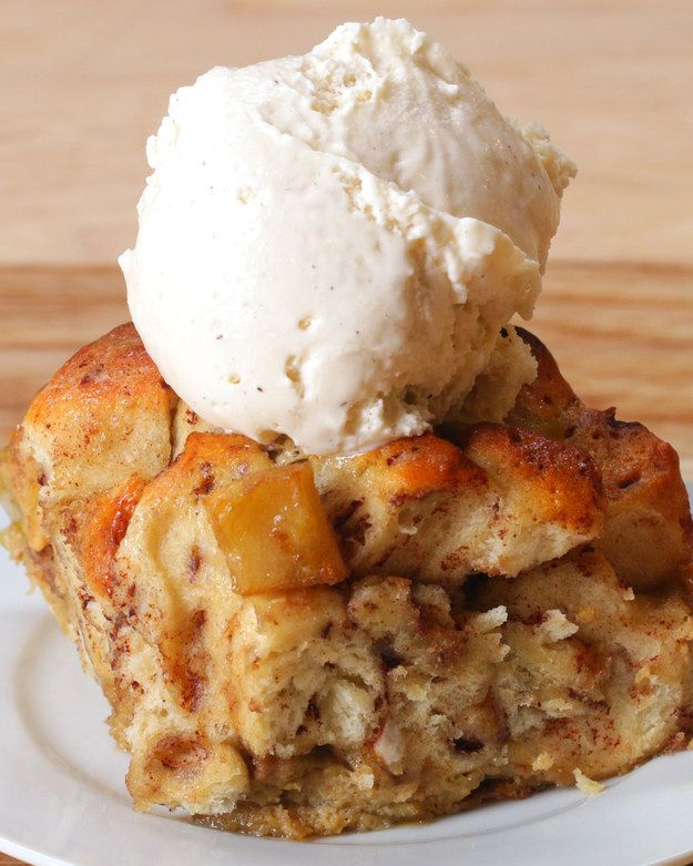 Apple Pie Bake