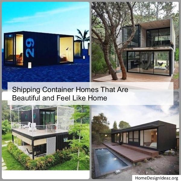 Pin On Shipping Container Home Designs