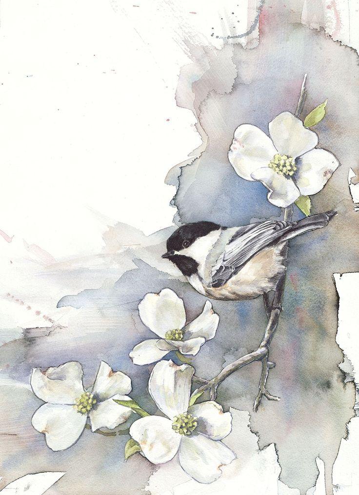 Resultat De Recherche D Images Pour Peinture D Oiseaux Pinterest