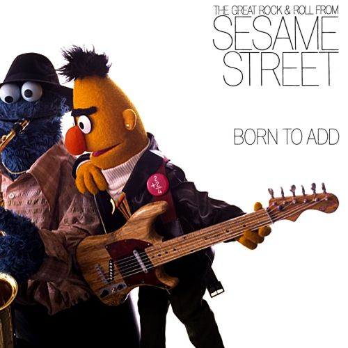 Born to Run - Bert Springsteen & The Sesame Street Band