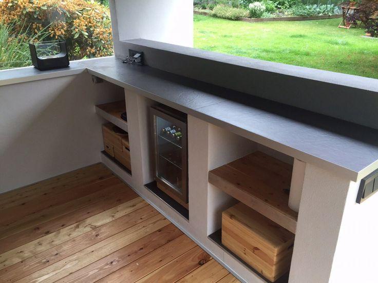 die besten 25 grill unterstand ideen auf pinterest. Black Bedroom Furniture Sets. Home Design Ideas