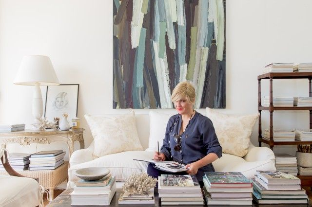 Covet my coffee table: with style guru Melissa Penfold