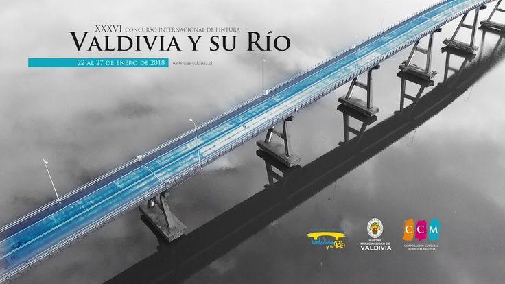 """XXXVI Concurso Nacional de Pintura """"Valdivia y su Río"""""""