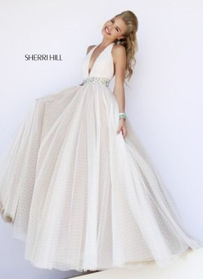Sherri Hill Dresses with Straps