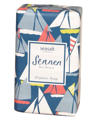 print & pattern blog - Seasalt soap, designed by Sophie chadwick