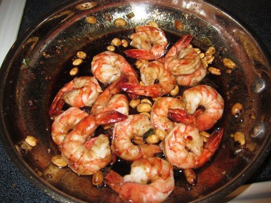 kung pao shrimp | Food & Drink | Pinterest