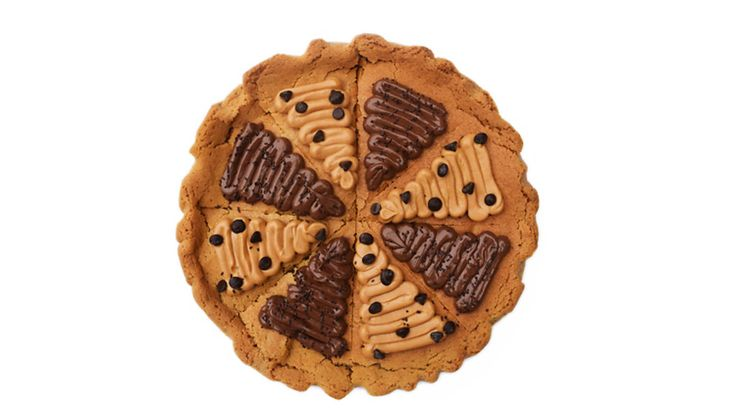 A 12-inch 'cookie pizza' is coming to London