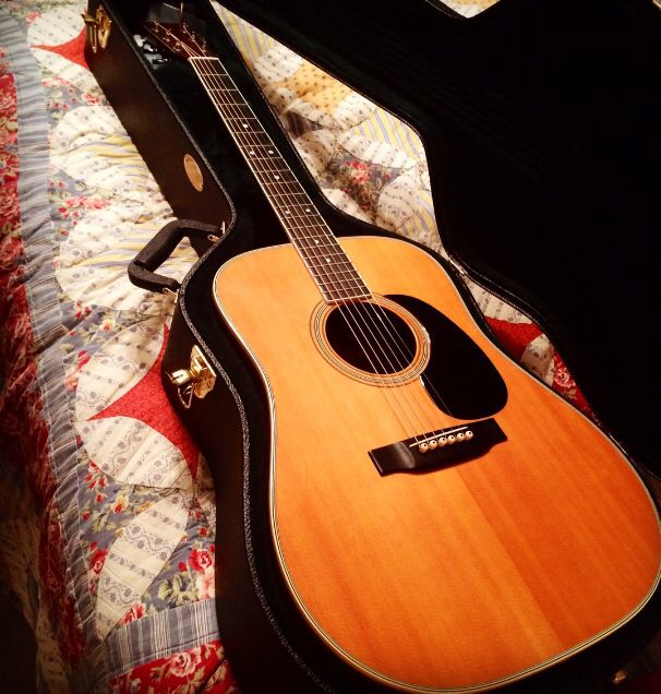 My 1974 Martin D-35. I love vintage guitars. & 72 best Martin Guitars and More... images on Pinterest | Martin ... islam-shia.org