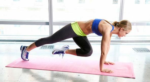 Tonifiere rapida: cum sa scapi de burtica fara sa faci abdomene