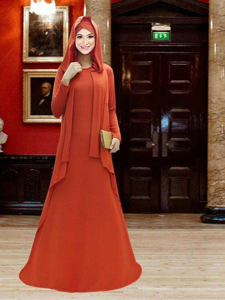#gamis #hijab #fashion #women #trend Order to pin BB 519290A4