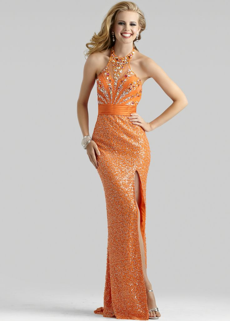55 best images about Orange Dresses on Pinterest | Oasis dress ...