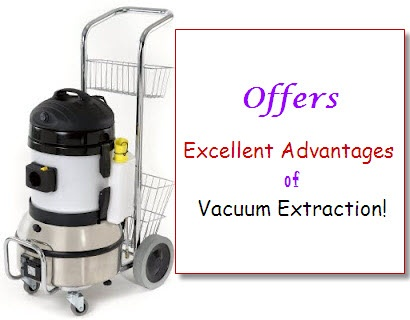 Steam Vacuum Cleaner: Offers Excellent Advantages of Vacuum Extraction!Steam vacuum cleaner machines are a league ahead of conventional steam vapor cleaners. While the traditional versions simply generate hot steam to soften dirt deposits, the ones equipped with vacuum extraction functions dissolve and extract the deposits.
