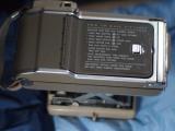 Polaroid J33 Film back side