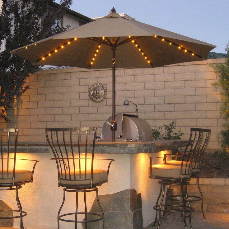 Best 25+ Outdoor Patio Lighting Ideas On Pinterest Patio   Patio Lighting  Ideas Outdoor