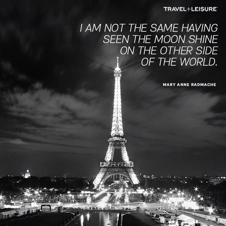 Eiffel tower love quotes