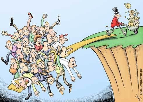 desigualdade social em portugal -