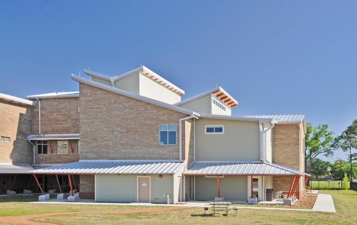 Monarch School Houston Tx The Architect Choose The Mbci