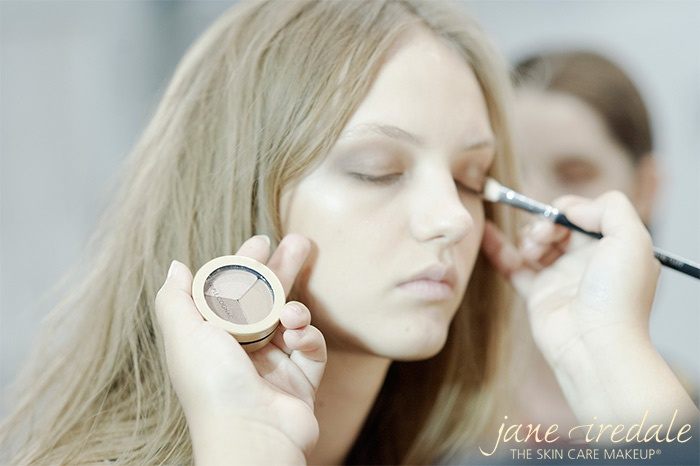 Jane Iredale Triple eyeshadows are an awesome way to create lots of looks from one palette