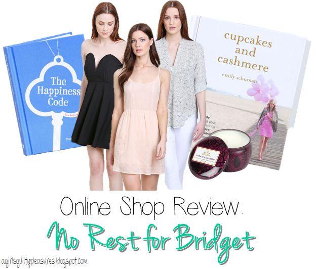 cheap online shopping like forever 21 : No Rest for Bridget
