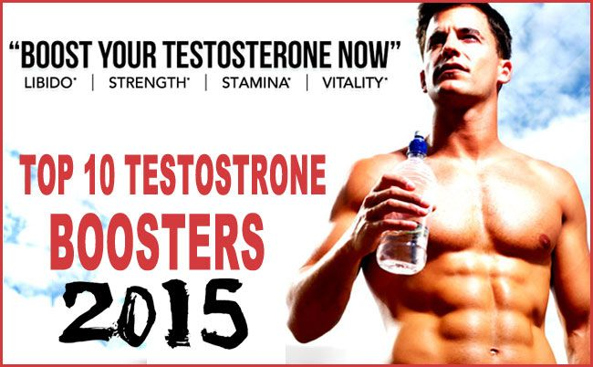 how to build more testosterone naturally
