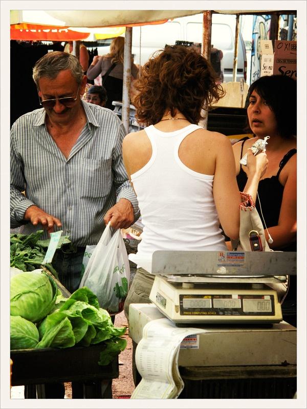 Rethymno Market, Kreta, Crete
