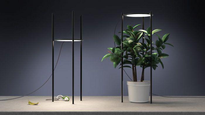 Igor Lobanov – Martians – OLED Desk Lamp #lamp #design