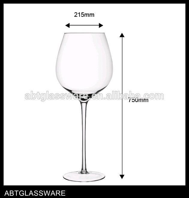 giant wine glass vase wholesale,wine shaped glass vases, View giant wine glass vase, ABT Product Details from Shanxi ABest Trading Co., Ltd. on Alibaba.com