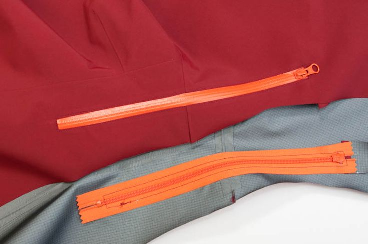 Alle Tipps & Materialien, um Outdoorbekleidung aus 3-Lagen-Laminat selber zu nähen.