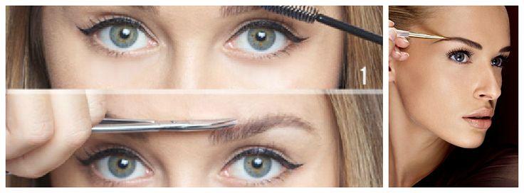 Eyebrow Tutorial