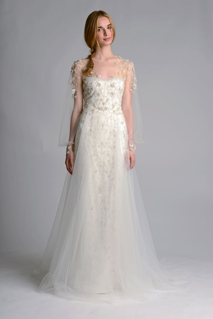 13 best Marchesa Bridal Fall 2014 images on Pinterest   Homecoming ...