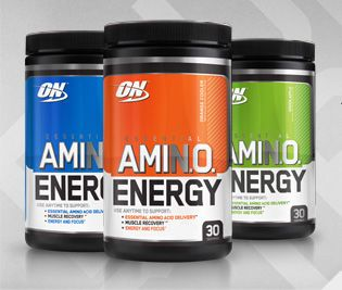 Amino Energy - Second To None Nutrition