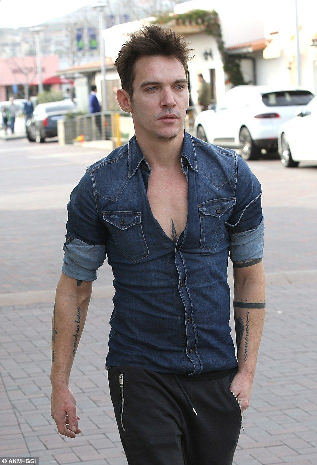 Jonathan Rhys Meyers, 38, appeared to be back to his best when he stepped out in Malibu, California, on Friday,following a very public drinking relapse last May