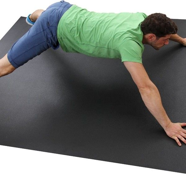 Square36 Large Exercise Mat 8x6