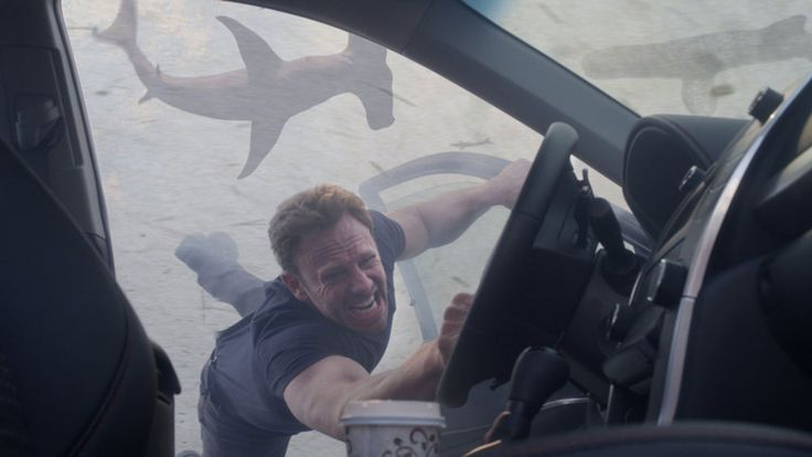 Sharknado 3 Promises Even More Shark-Jumping